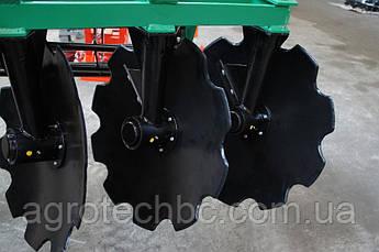 Дискова борона УДА-6,1-20 (причіпна), фото 2