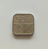 50 центов Аруба 2008 г., фото 1
