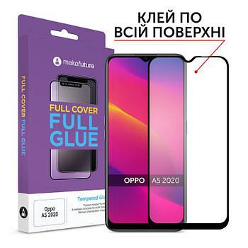 Защитное стекло MakeFuture для Oppo A5 2020, 0.25mm (MGF-OPA520)