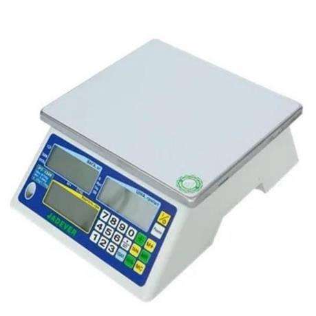 Весы торговые Jadever РТ-1506 (15 кг), фото 2