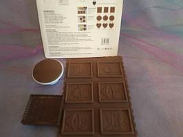 Набор для отлива шоколада на печенье