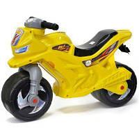 Мотоцикл 2-х колесный 501 ОРИОН 68-29-47 см желтый