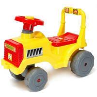 Машинка для катания Бэби трактор модель Орион 931