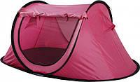 Палатка двухместная KingCamp Venice KT3071, розовая, фото 1
