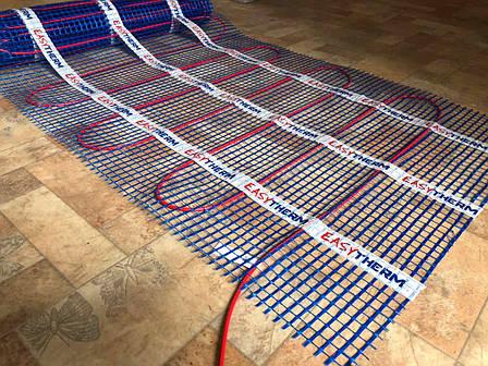 EASYTHERM/200 800W 4 m2 (теплый пол нагревательные маты), фото 2