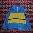 Куртка Supreme x The North Face SteepTech Yellow/Blue, фото 2