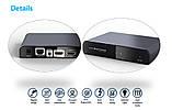 Видео удлинитель Lenkeng LKV383PRO HDMI по IP FullHD CAT6 до 120 м проходной HDMI (LKV383PRO), фото 6