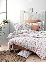 Двуспальный комплект постельного белья Бязь голд ORCHID розовый 200*220 см. (9962-01_2.0LH)