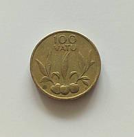 100 Вануату вату 1995 р., фото 1