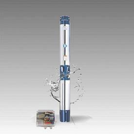 Насос центробежный погружной Aquatica 7776673; 15 кВт; h=128 м; 1000 л/мин