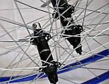 Колесо велосипедное «Водан» 28 дюймов. «Шоссейник». Пара – переднее и заднее., фото 2