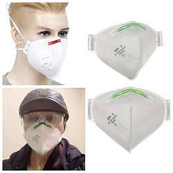 Полумаска фильтрующая (респиратор) БУК – 2, уровень защиты FFP2 (95%)