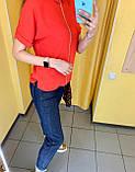 Джинси Жін. 36(р) т. синій 56015 DSQUARED Туреччина Весна-C, фото 3