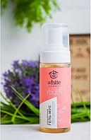 Очищающий Гель-мусс серии Youth для проблемной кожи White mandarin натуральная косметика