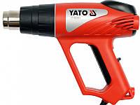 Yato YT-82291 термопистолет фен для пластиковых труб