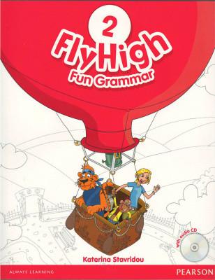 Fly High 2 Fun Grammar with Audio CD