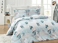 Двуспальный комплект постельного белья Бязь голд SEA DREAM 200*220 см. (6922_2.0LH)
