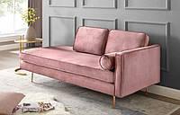 Прямой диван Arizona Pink (ArHome) (Д88хШ194хВ76.5 см)