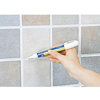 Карандаш - маркер закрашивания для швов плитки Grout-Aide Grout & Tile Marker