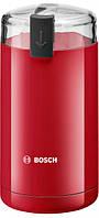 Кофемолка Bosch TSM6A014R красная