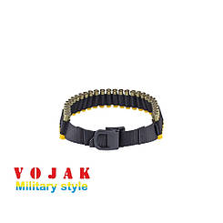 Патронташ DANAPER CARTRIDGE BELT, 30 bullets (Black)
