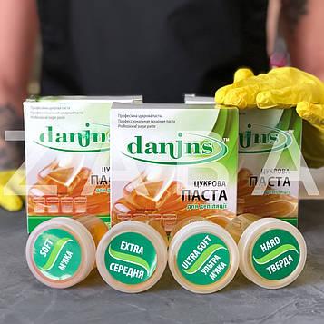 Набор образцов сахарной пасты для шугаринга Danins