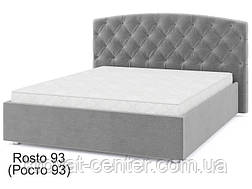 """Мягкая кровать подиум с подъемным механизмом """"Ненси"""" Sofyno Matroluxe, фото 3"""