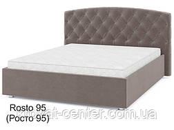 """Мягкая кровать подиум с подъемным механизмом """"Ненси"""" Sofyno Matroluxe, фото 2"""