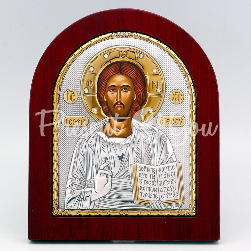 Икона «Христос Спаситель», 18х15 см.