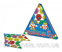 Настільна гра «Триміно» Технок, Україна