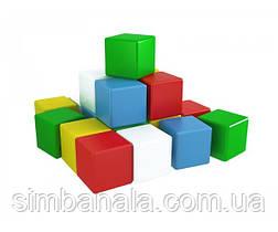 "Іграшка кубики ""Веселка 3 ТехноК"""