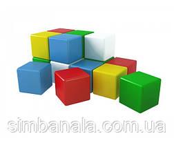 "Іграшка кубики ""Веселка 2 ТехноК"""