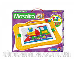 Детская мозаика ТМ Технок(528 фишек), Украина