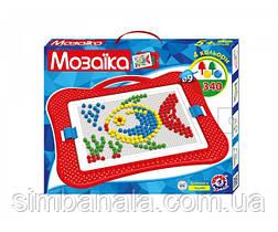 Мозаика детская Технок(340 фишек)