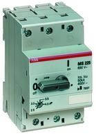 Автоматич.выключ ABB MS225-2.5 50 кА с регулир. тепловой защитой
