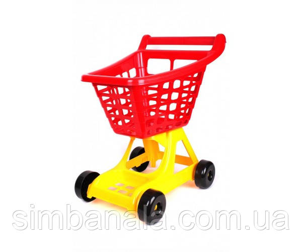 Игрушечная тележка для супермаркета ТехноК