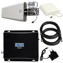 Усилитель сигнала Мобильной связи Репитер Repeater GSM 900 МГц, DCS 1800 МГц, 4g / 4G интернета 1800 МГц, фото 3