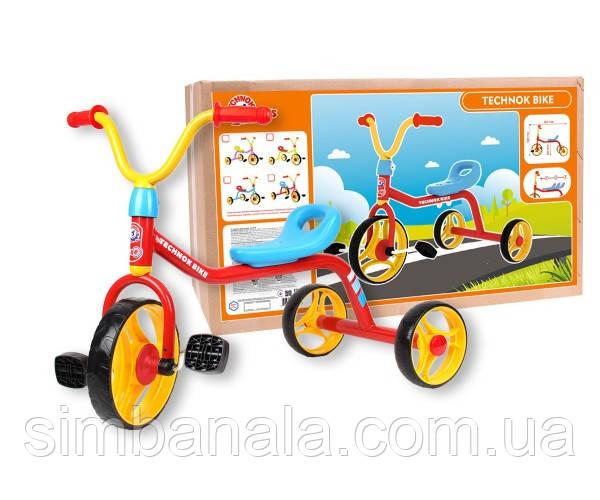 Детский трехколесный велосипед ТМ ТехноК, Украина