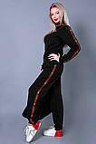 Женский костюм красный, фото 2