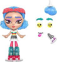 Кукла-конструктор Лотта Lotta Looks Skate Pop Doll with 10+ Создай настроение своей кукле