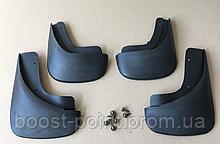 Брызговики пластик, под оригиналAudi A4 B6 (ауди а4 б6) 2000-2004