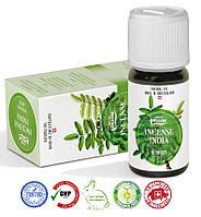 Натуральное швейцарское эфирное масло Ладана индийского VIVASAN Original 10мл концентрат 100% GMP Sertified Not tested on animals