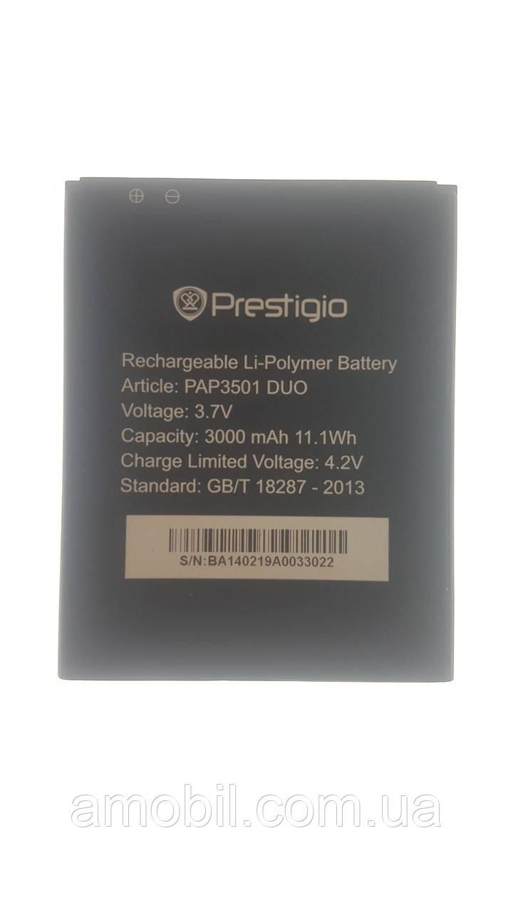 Акумулятор Prestigio PAP3501 DUO orig