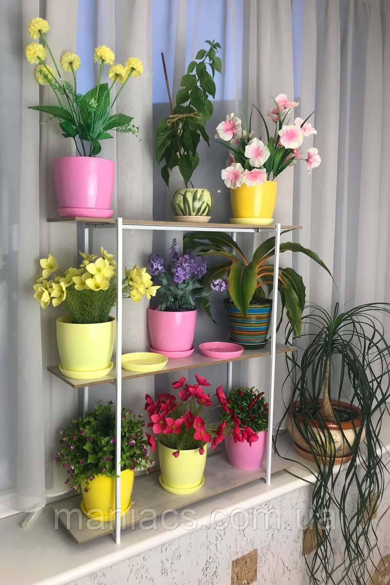 "Подставка для цветов ""Лаванда"""