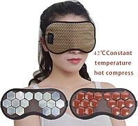 Турмалиновая маска для очей електричний масажер