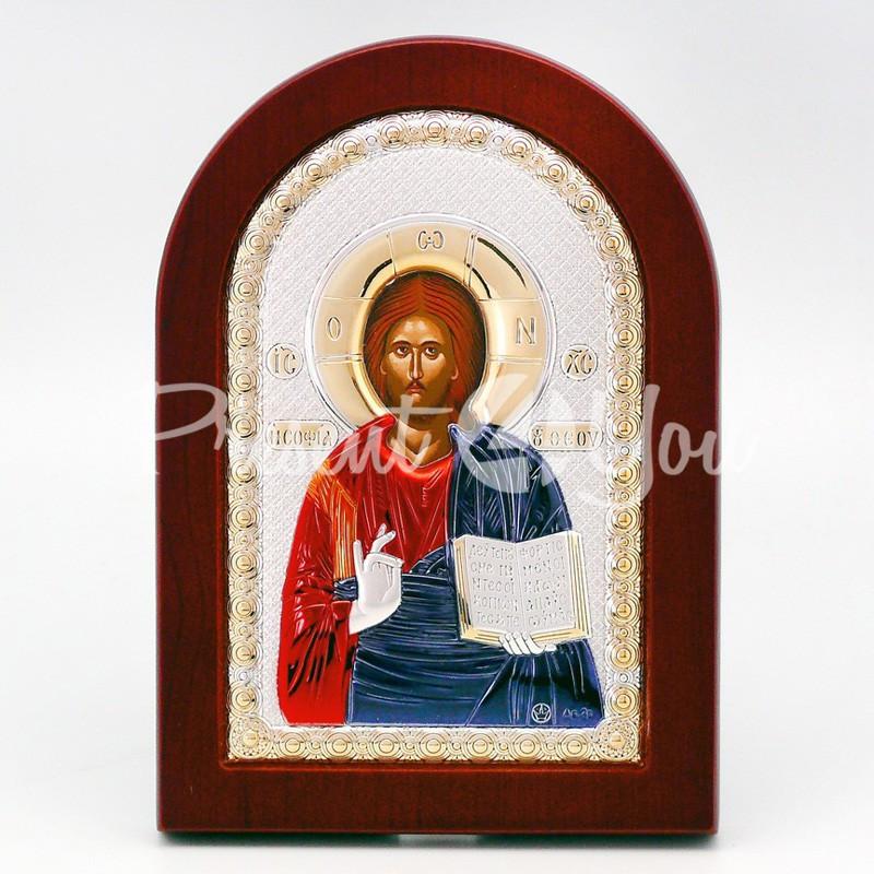 Икона «Христос Спаситель», 10х14 см.