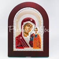 Казанская икона Божией Матери, 15х20 см.