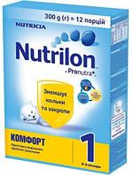 Nutricia Смесь Nutrilon Комфорт 1 Pro Nutra+ 300г (картон)