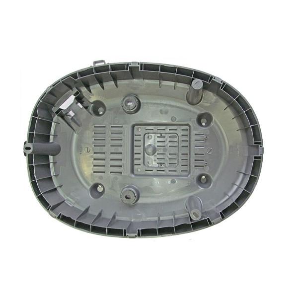 Дно (нижняя часть корпуса) для мультиварки Redmond RMC-M4500 (черное)