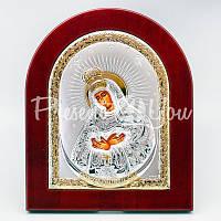 Остробрамская икона Божией Матери, 19х16 см.